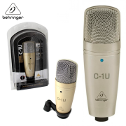 Mic thu âm chuyên nghiệp Behringer C-1U cổng USB chính hãng