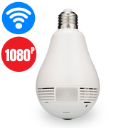 Camera bóng đèn IP wifi Full HD BD1080