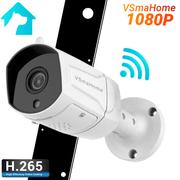 Camera IP ngoài trời VSMaHome S1X FullHD 1080 - Stream độ giải H265 trực tiếp