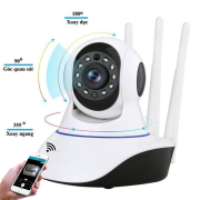Camera ip Yoosee 3 Râu 06S bắt wifi siêu khỏe 1.3MP - Model 2018