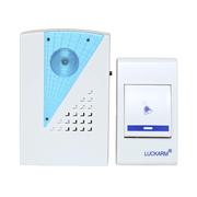 Chuông cửa không dây LUCKARM 007 - Inteligent Sử dụng 1 pin