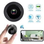 Camera Mini Wifi A9 - Camera mắt cá 150 độ cảm biến chuyển động