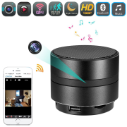 Camera ngụy trang loa bluetooth wifi - MINGYY FullHD 1080