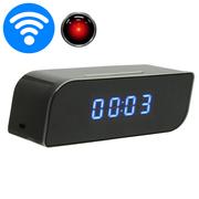 Camera ip wifi đồng hồ để bàn LED TX205 - Có hỗ trợ quay đêm