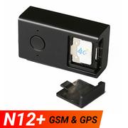 Thiết bị định vị hành trình GPS có nam châm N12 Plus - Có nghe lén và gọi lại