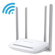 Bộ phát wifi Mercusys 325R CH 4 ăng ten - Repeater không cần dây Lan