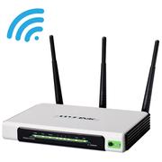 Modem Wifi TPLink WR940N - Tốc độ chuẩn N 450Mbps