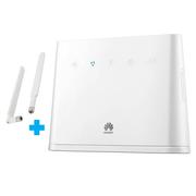 Bộ phát wifi Huawei B310AS - 852 150Mbps 4G LTE - New Original Unlock tặng kèm 2 ăng ten và cáp mạng RJ45