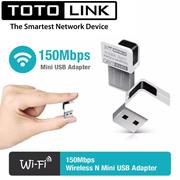 Usb thu wifi mini Totolink N150USM chính hãng tốc độ 150Mbps