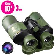 Ống nhòm 2 mắt Boshiren 10x50 - Lăng kính BKA4 HD tiêu chuẩn Châu Âu