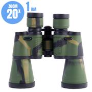 Ống Nhòm Quân Đội Binoculars 2 Mắt 20x50 - Hàng Nhập Khẩu Cao Cấp