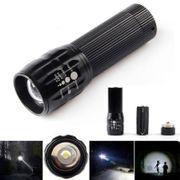 Đèn pin siêu sáng chuyên nghiệp Police X2000
