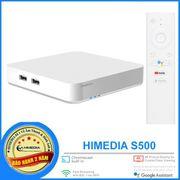 Android TV BOX HIMEDIA S500 - Siêu phẩm Tết 2020 trang bị Android 9.0 RAM 2G