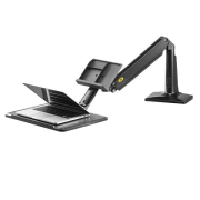 Giá đỡ laptop đa năng gắn bàn FB17 nhập khẩu ( 11 - 17 inch)