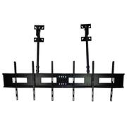 Giá treo trần 3 màn hình BTT M753 - Kích thước 32 đến 55 inch