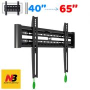 Giá treo tivi sát tường lớn  NB - C3F (40 - 65 inch) - Tặng kèm thướt thủy