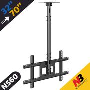Giá treo tivi thả trần NBT560-15 (32 - 70 inch) - Nhập khẩu North Bayou
