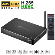 Android TV Box Himedia A5 - 2GB Ram - Chip lõi tám S912