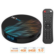 Android TV box HK1 Max - Android 9.0 Ram 4GB Rom 32GB RK3328