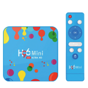 (6K) Android Box Mini H96 Android 9.0 Ram 4GB Rom 128GB With Wifi AC Dual