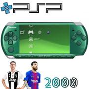 Máy chơi game 4 nút Sony PSP 2000 Likenew 97% đã Hack