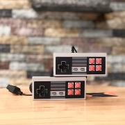 Bộ tay cầm Máy chơi game 4 nút Family Wireles M5