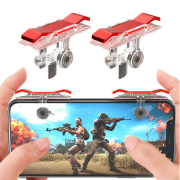 Nút bắn ROS Freefire đỉnh cao mẫu thế hệ mới - Model E9 vân đỏ Red hoặc vân trắng