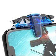 Bộ 2 nút bắn chơi game X7 kim loại hỗ trợ chơi game PUPG MOBILE ROS MOBILE