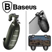 Tay kẹp giá đỡ chơi game cho điện thoại chính hãng Baseus B3 - Có nút bắn cơ