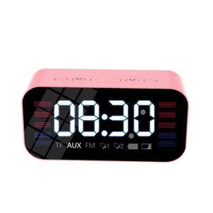 Loa bluetooth A65s chính hãng có đồng hồ báo thức