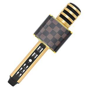 micro karaoke bluetooth hay nhất SD18 - Bass siêu trầm