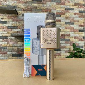 Micro karaoke bluetooth kiêm loa YS-96 cao cấp mới nhất dòng SU YOSD