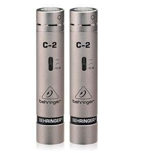 Cặp Micro Thu Âm Nhạc Cụ Behringer C-2