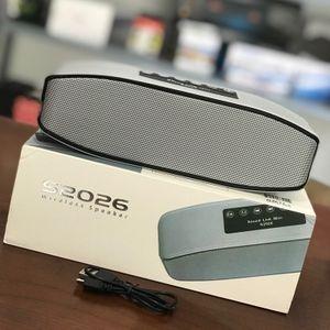 Loa Bluetooth S2026 - Ấn Tượng Với Âm Bass Siêu Ấm