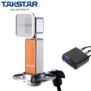 Micro thu âm Takstar PC K700 - Bộ gồm nguồn 48V và dây tín hiệu XLR