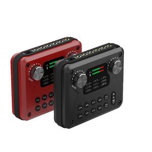 Sound card hát livestream cực hay T8 Pro H2 Pro
