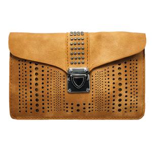 Túi xách đeo chéo sọc tròn BB216