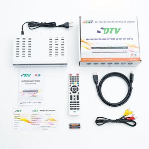 Đầu thu truyền hình KTS DVB T2 - SDTV 17