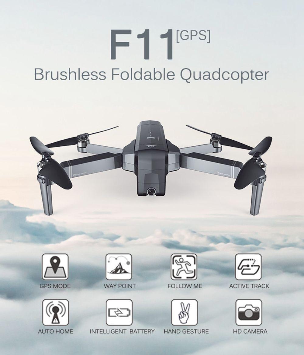 tính năng của flycam sjrc f11