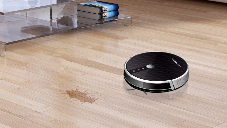 Robot hút bụi và lau nhà thông minh Liectroux C30B