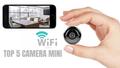 [Đánh Giá] Top 5 camera mini siêu nhỏ giá rẻ hỗ trợ theo dõi điệp viên ngụy trang đáng mua nhất