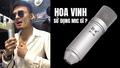 Điểm nổi bật của mic thu âm ISK AT100 Hoa Vinh sử dụng Livestream xem có gì Hot