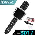 Micro bluetooth 3 IN 1 SD17 - Hiệu chỉnh được Bass Treble ấn tượng