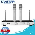 Micro karaoke không dây Takstar TS 6720 (White)