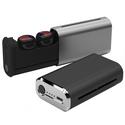 Tai Nghe Bluetooth Không Dây True wireless TWS G1 Bluetooth 5.0 -  Âm Thanh Hifi 3D Có Dock sạc