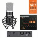 Bộ thu âm Livestream PC K500 V11 Chân màn kẹp