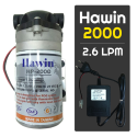 Bơm phun sương Hawin HP 2000 chính hãng - 2.6 LPM (Hỗ trợ 50 - 70 Béc)