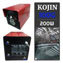 Máy bơm phun sương công suất lớn Kojin Tex - Fog 100G (Tối đa 100 béc phun)