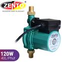 Máy bơm tăng áp chuyên dùng cho bình nóng lạnh Zento CT-RS15/9 Green công suất 120W