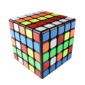 Trò chơi Rubik 5x5 nhựa ABS cao cấp và cách lắp xếp đơn giản